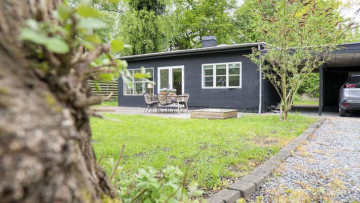 Cozy cottage atmosphere in Skæring Strand Århus