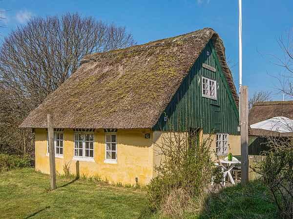 Sommerhus i Sønderho