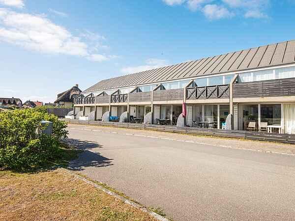 Casa de vacaciones en Rindby Strand