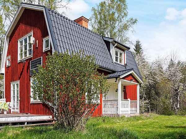 Sommerhus i Kinda Ö