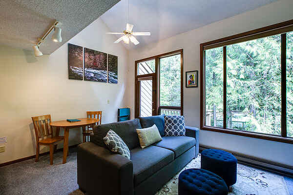 Mt. Baker Lodging Condo #14 - Sleeps 6!
