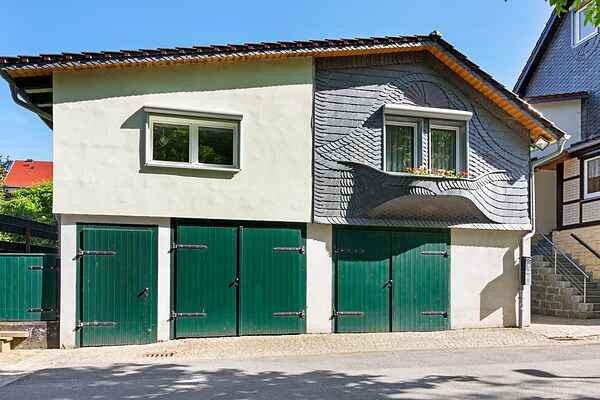 Appartement in Altenbrak