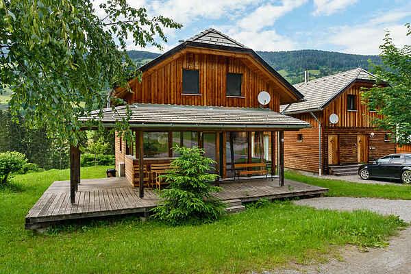 Sommerhus i Gemeinde Sankt Georgen ob Murau