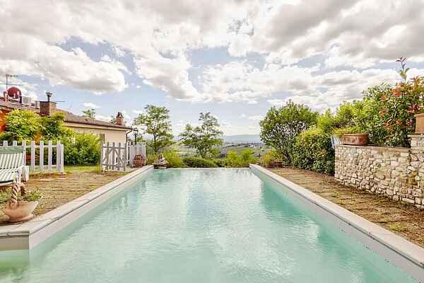 Casa de vacaciones en Magliano