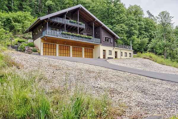 Hytte i Densborn