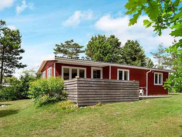 Ferienhaus in Vibæk