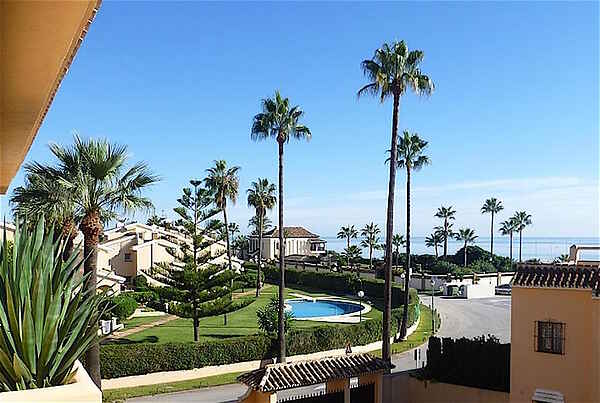 Strandleilighet Marbella