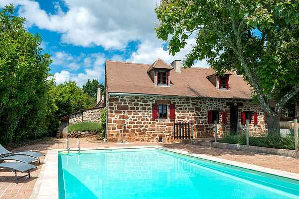 Holiday home in Coubjours
