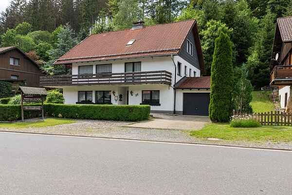 Ferielejlighed i Riefensbeek-Kamschlacken