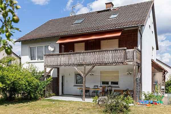 Ferielejlighed i Dennhausen Dittershausen