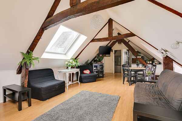 Apartment in Bayeux
