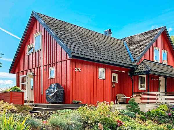 Holiday home in Narestø