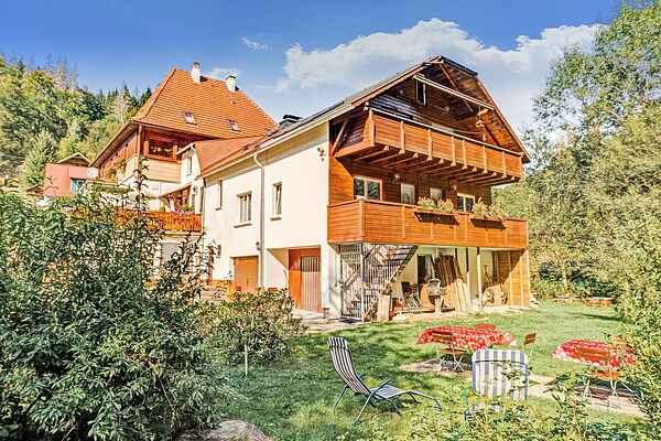 Appartement in Heubach