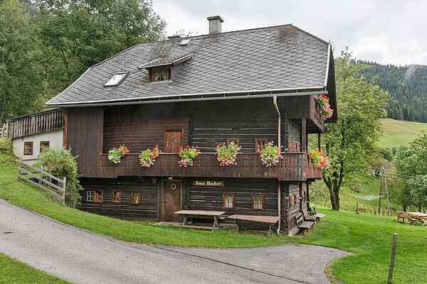 Sommerhus i Laastadt