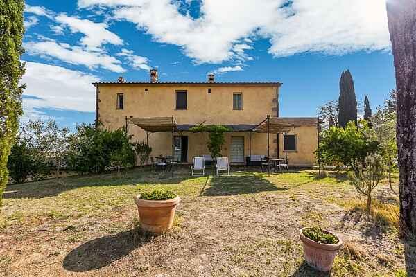 Maison de vacances en San Casciano dei Bagni