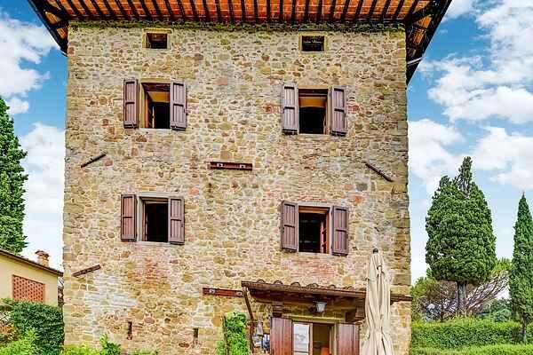 Casa de vacaciones en Monterchi