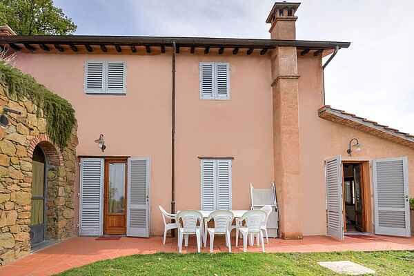 Holiday home in Poggio Alla Baghera