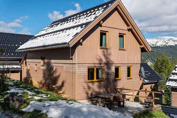 Hytte i Predlitz-Turrach