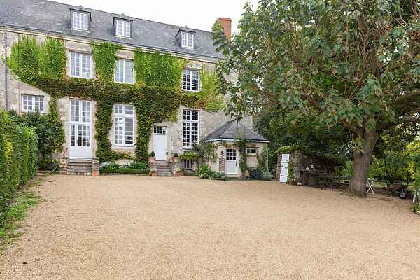 Holiday home in Saint-Denis-d'Anjou