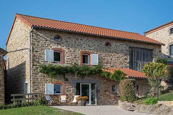Sommerhus i Brioude