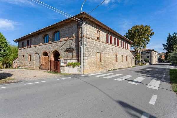 Gårdhus i Ville di Corsano