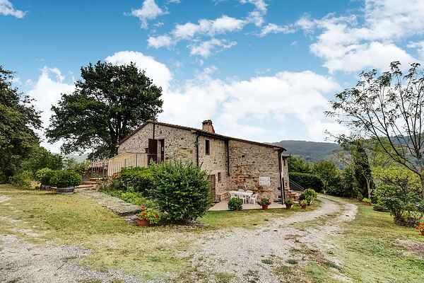 Villa in Radicofani