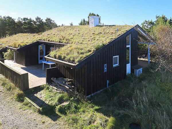 Casa de vacaciones en Svinkløv
