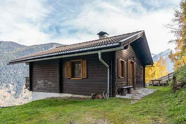 Sommerhus i Mörtschach