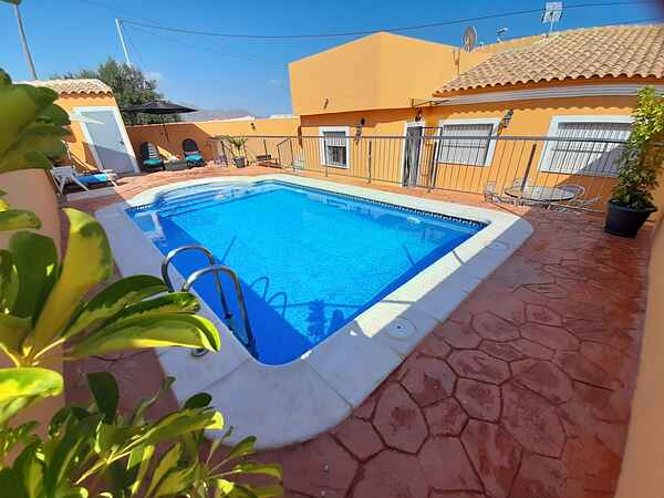 Holiday home in Aguilas