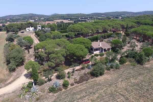Herregård i Calella de Palafrugell
