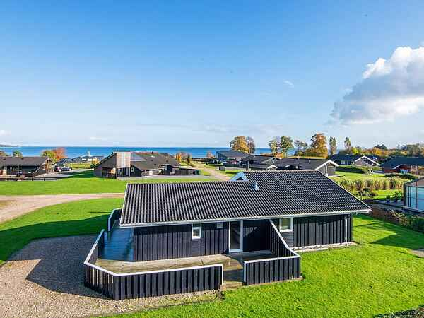 Casa de vacaciones en Grønninghoved Strand