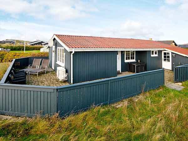 Vakantiehuis in Lodbjerg Hede
