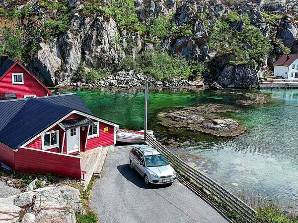 Casa vacanze in Bømlo