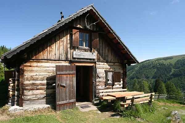 Sommerhus i Gemeinde Krems in Kärnten