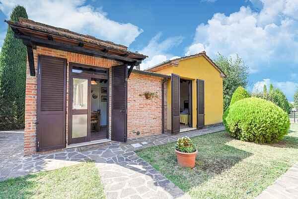 Ferienhaus in Montepulciano