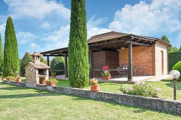 Sommerhus i Montepulciano