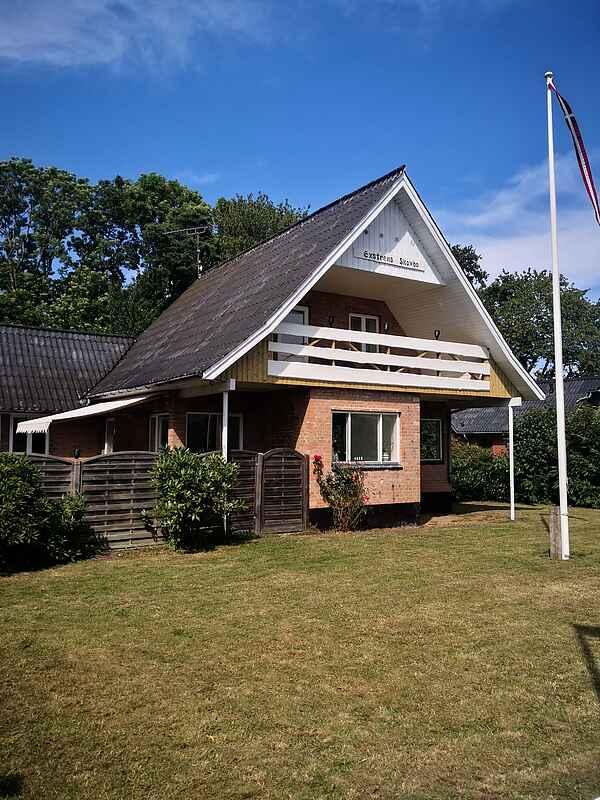 Villa in Snogebæk