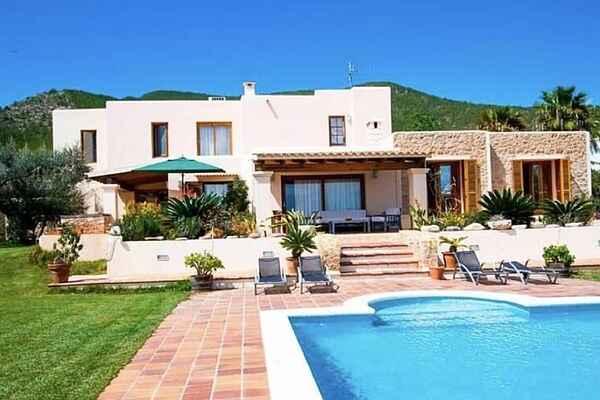Villa i Ibiza
