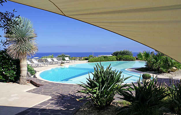 Feriebolig i Pantelleria