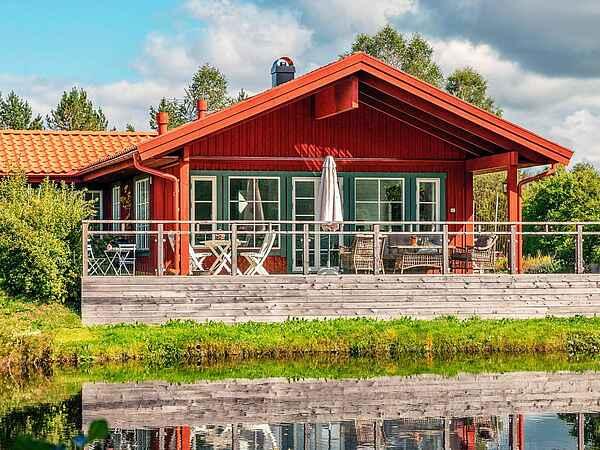 Casa de vacaciones en Nässjö S