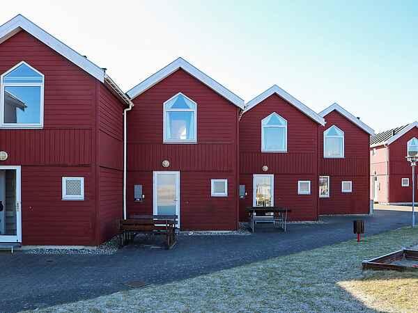 Sommerhus ved Øster Hurup Strand