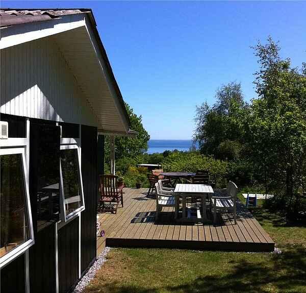 Sommerhus ved Esby Strand
