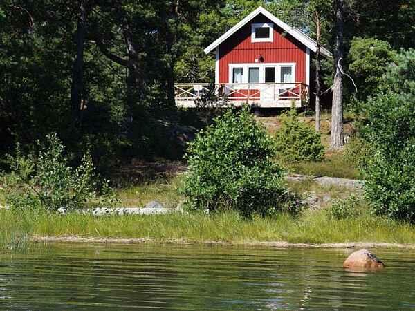 Sommerhus i Söderköping Ö