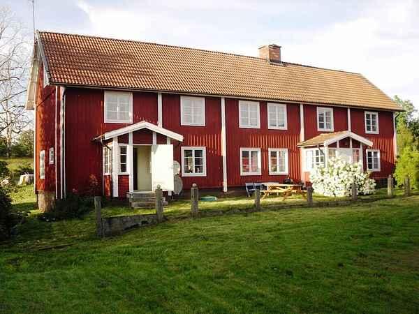 Sommerhus i Osby Ö