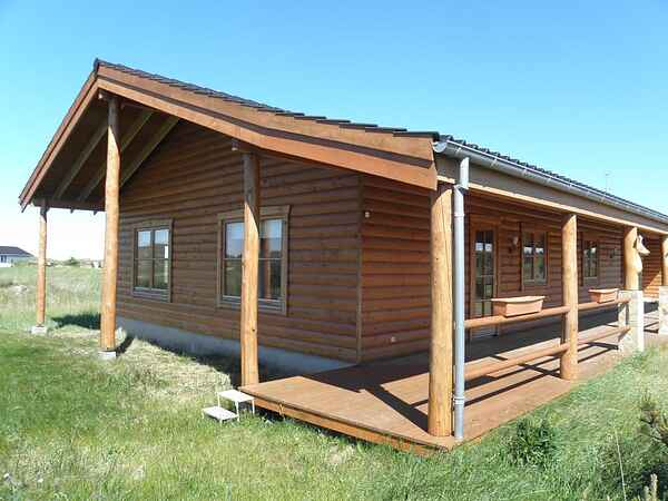 Casa vacanze in Kjul Strand