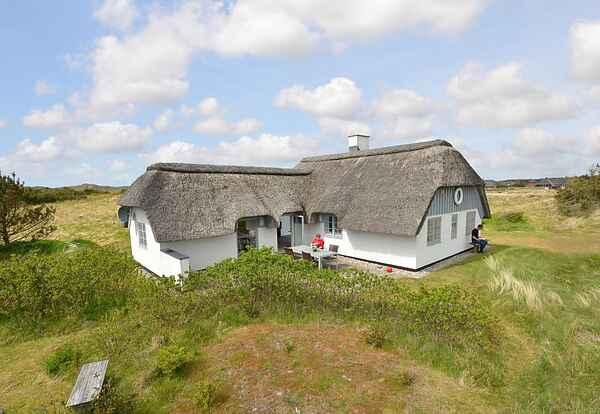 Vakantiehuis in Vester Husby