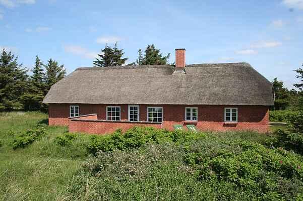 Ferienhaus in Vedersø Klit