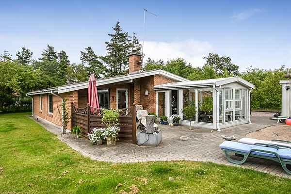 Vakantiehuis in Sønder Nissum