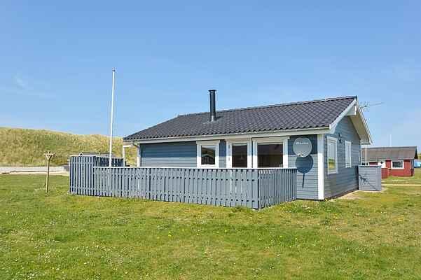 Ferienhaus am Fjand Strand