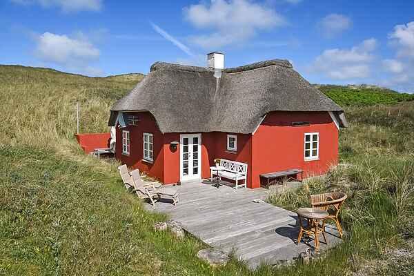 Vakantiehuis in Vedersø Klit
